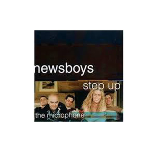 Newsboys – Step Up to the Microphone – CD