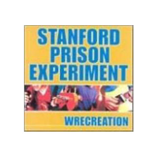 Stanford Prison Experiment – Wrecreation – CD