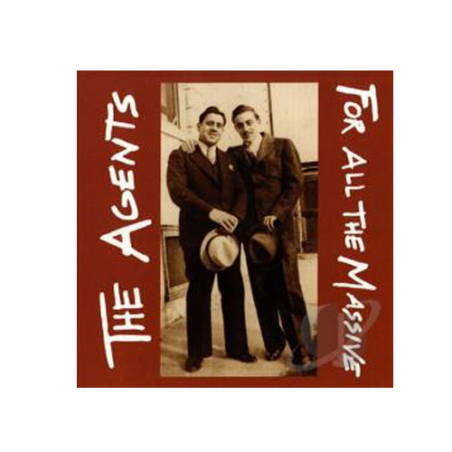 The Agents – For All the Massive – CD