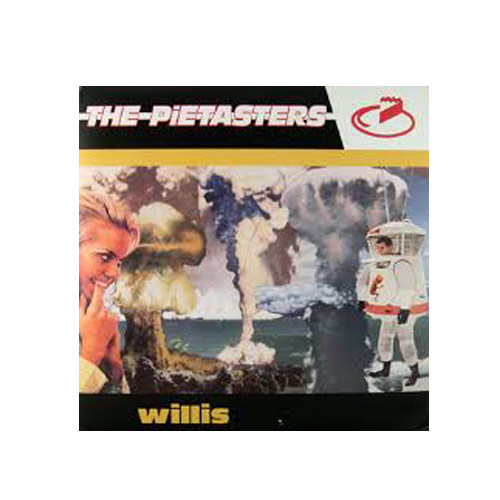 The Pietasters – Willis – CD