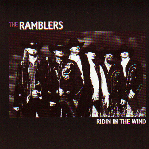 The Ramblers – Ridin in the Wind – CD