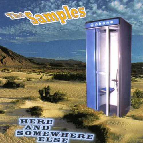 The Samples – Here and Somewhere else – CD