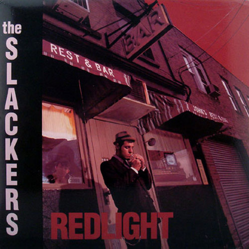The Slackers – Redlight – CD