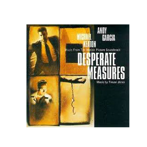 Trevor Jones – Desperate Measures – CD
