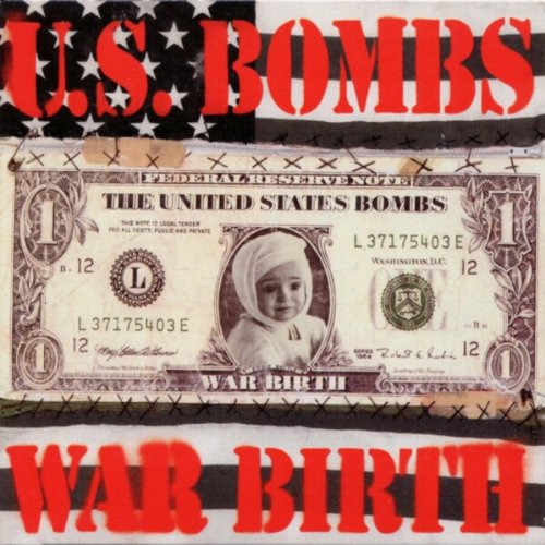 U.S. Bombs – War Birth – CD