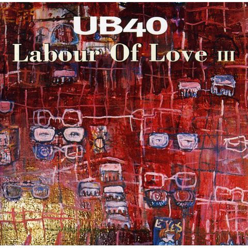 UB-40 – Labour of Love 3 – Cassette