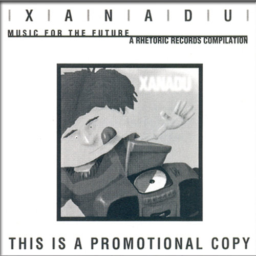 V/A – Xanadu – Music for the Future – CD
