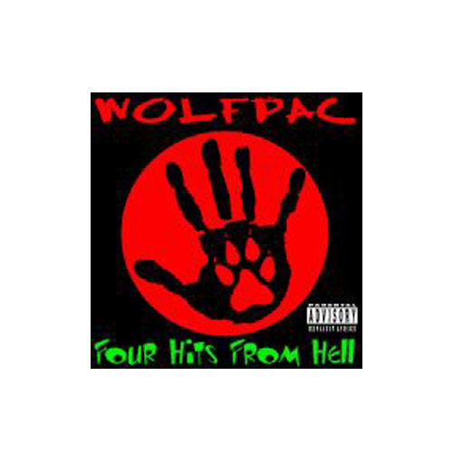 Wolfpac – Four Hits from Hell – CD