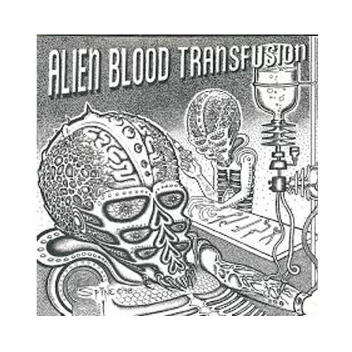 Alien Blood Transfusion – The Misadventures of Mint Candy – 7″