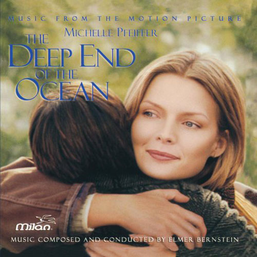 Elmer Bernstein – The Deep End of the Ocean – CD