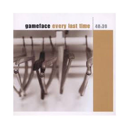 Gameface – Every Last Time – CD