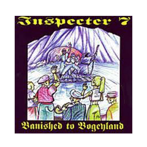 Inspector 7 – Banished to Bogeyland – CD