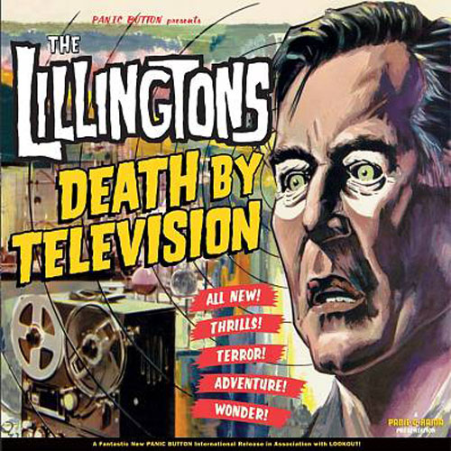 Lillingtons – Death by Television – CD