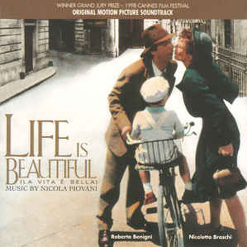 Nicola Piovani – Life is Beautiful – CD