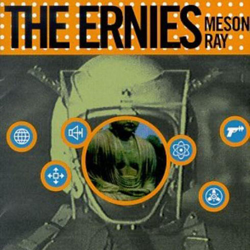 The Ernies – Meson Ray – CD