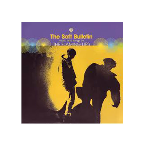 The Flaming Lips – The Soft Bulletin – CD