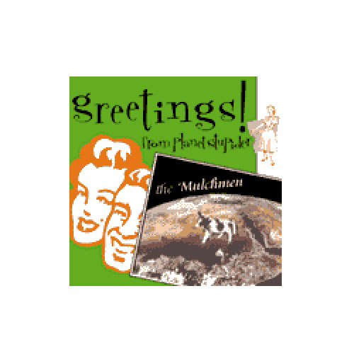The Mulchmen – Greetings! from Planet Stupider – CD