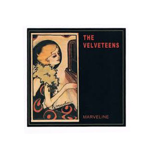 The Velveteens – Marveline – CD