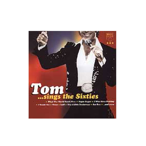 Tom Jones – Tom …Sings the Sixties – CD