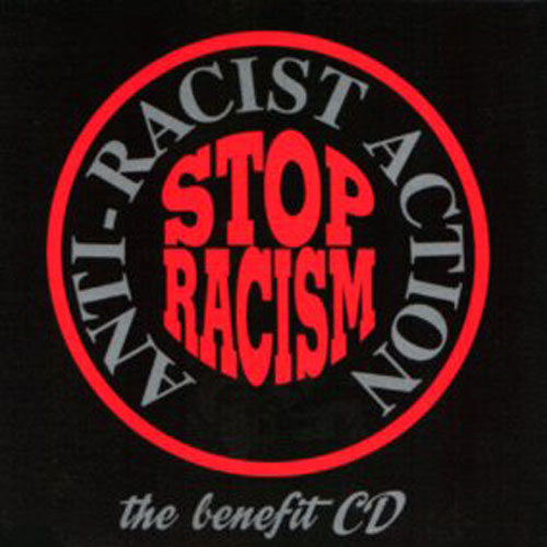 V/A – Anti-Racist Action – The Benefit CD – CD