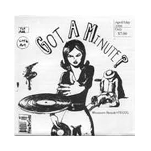 V/A – Got A Minute? – CD