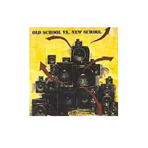 V/A – Old School vs. New School – CD