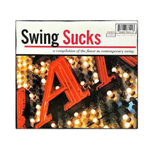 V/A – Swing Sucks – CD