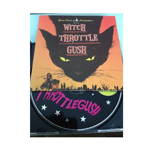 Witch Throttle – Gush – CD