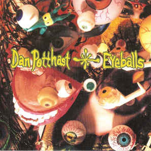 Dan Potthast – Eyeballs – CD