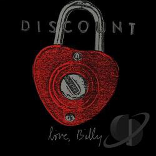 Discount – Love, Billy – CD