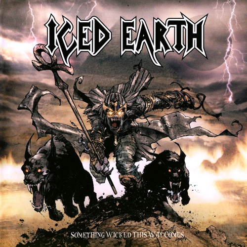 Iced Earth – Something Wicked this way Comes – CD