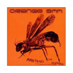 orange-9mm-pretend-im-human-cd