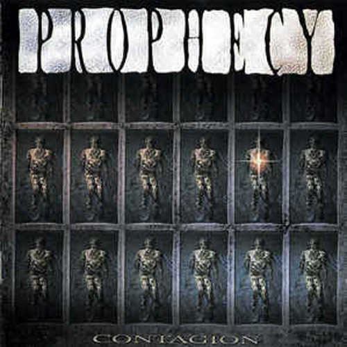 Prophecy – Contagion – CD