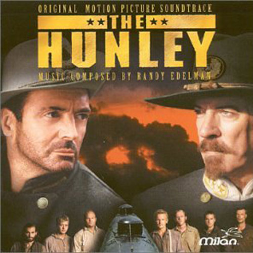 Randy Edelman – The Hunley – CD