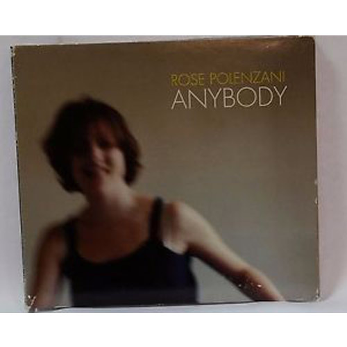 Rose Polenzani – Anybody – CD