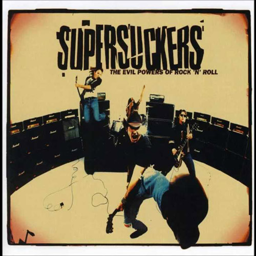 Supersuckers – The Evil Powers of Rock 'n' Roll – CD