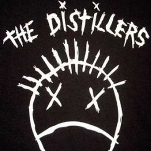 The Distillers – Old Scratch – 7″