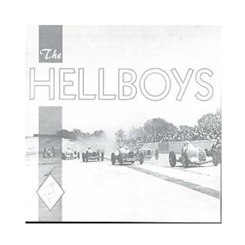 The Hellboys – Bloodshot Eyes – 7″