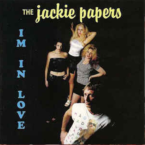 The Jackie Papers – I'm in Love – CD
