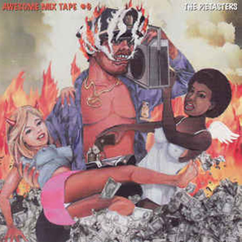 The Pietasters – Awesome Mix Tape #6 – CD