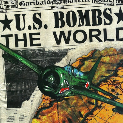 U.S. Bombs – The World – CD