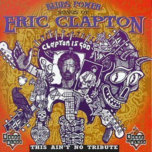V/A – Blues Power – Tribute to Eric Clapton – CD