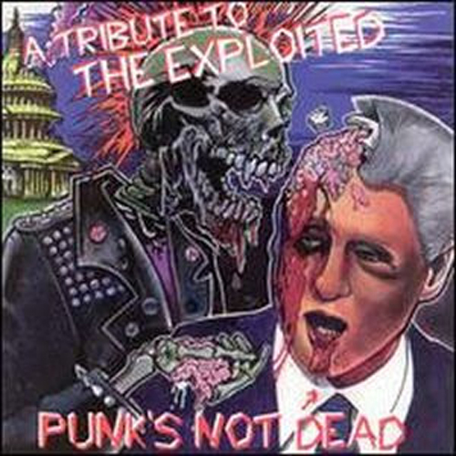 V/A – Punk's Not Dead – A Tribute to The Exploited – CD