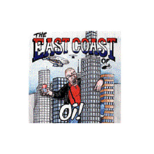 V/A – The East Coast of Oi! – CD