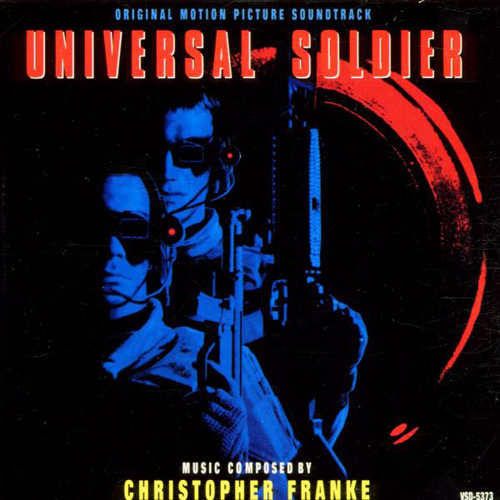 V/A – Universal Soldier – CD