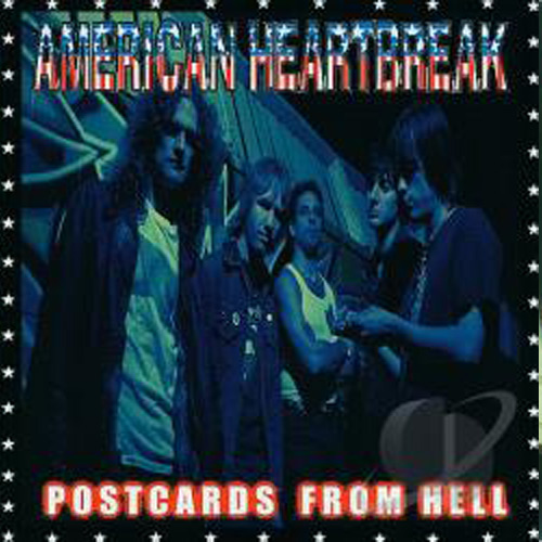 American Heartbreak – Postcards from Hell – CD