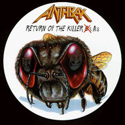 Anthrax – Return of the Killer A's – CD