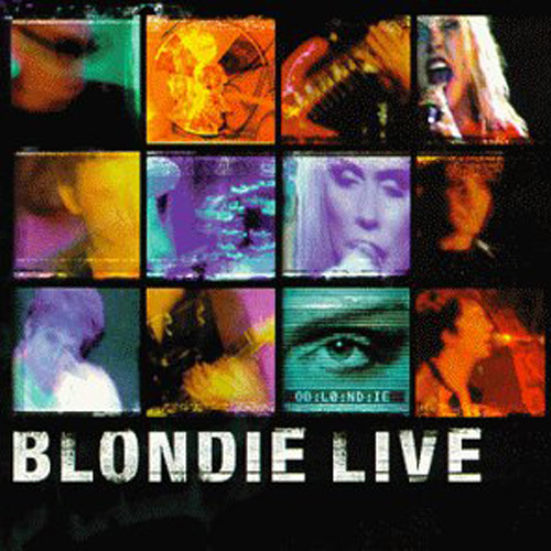Blondie – Blondie Live – CD