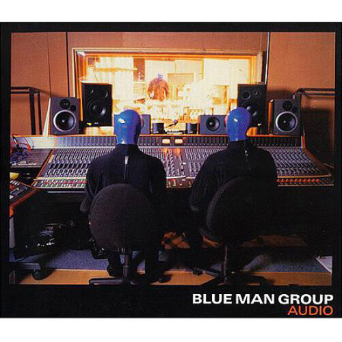 Blue Man Group – Audio – CD