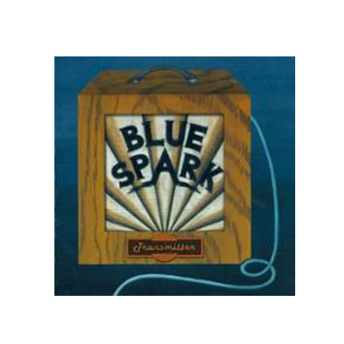 Blue Spark – Transmitter – CD